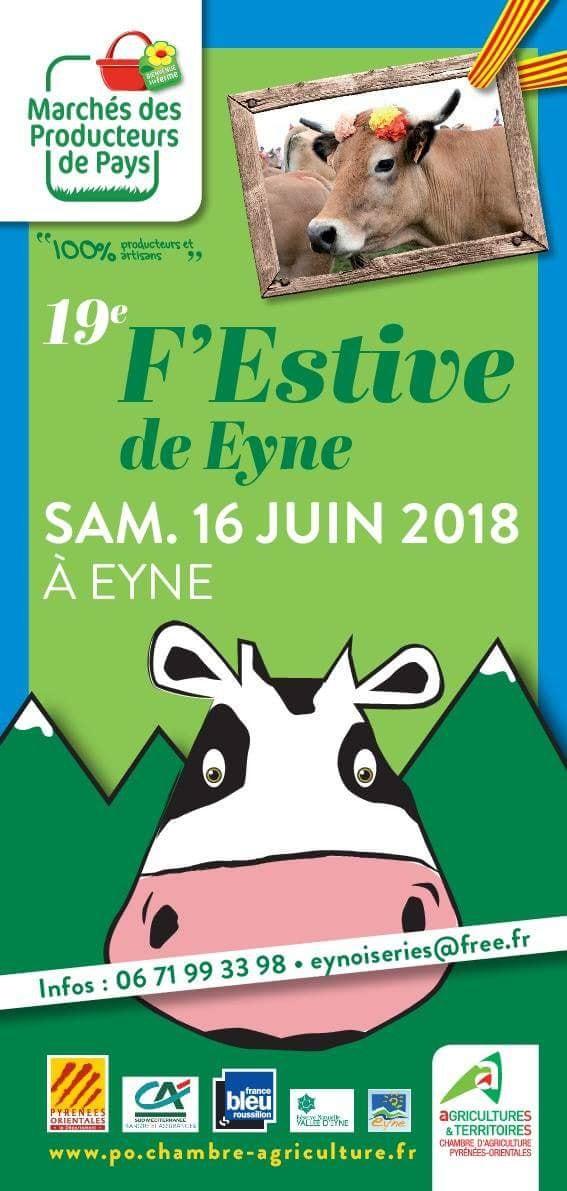 F'estive Eyne 16 juin 2018